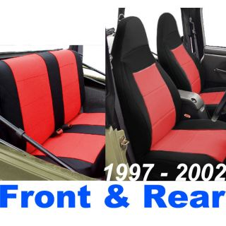 jeep neoprene seat covers in Seat Covers