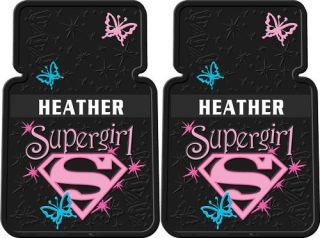 personalized car mats in Floor Mats & Carpets