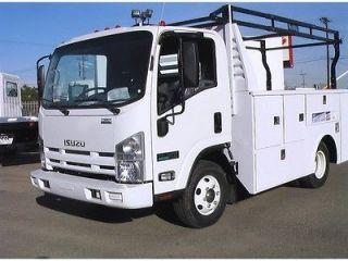 /month NEW ISUZU NPR ECO MAX diesel PLUMBERS UTILITY SERVICE 16 19MPG
