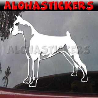 Pure Breed Show Car Truck Laptop Moped Vinyl Decal Window Sticker B111