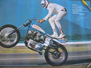 evel knievel motorcycle in Vintage & Antique Toys