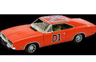 32485 1969 DUKES OF HAZZARD GENERAL LEE DODGE CHARGER model car 1:18