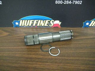 02 05 Dodge Ram 1500 Intermediate Axle Shaft kit with snap & oring