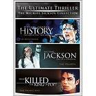 DVD   THE ULTIMATE THRILLER THE MICHAEL JACKSON COLLECTION   KING OF