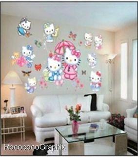 hello kitty bedroom decor in Home Decor