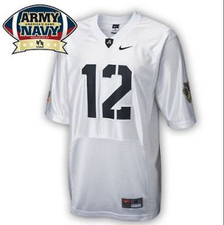 US ARMY west point CADETS #12 Nike football PRO COMBAT rivalry jersey