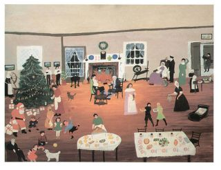 grandma moses in Art from Dealers & Resellers