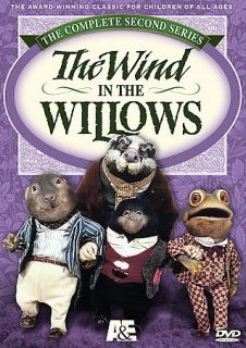 The Wind in the Willows   The Complete Second Series DVD, 2005, 2 Disc