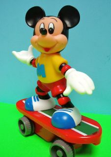 mickey mouse wind up in Toys & Hobbies