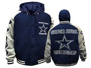 Dallas Cowboys NEW 5 TIMES SUPERBOWL CHAMPIONS COMMEMORATIVE Fleece