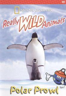Really Wild Animals Polar Prowl Cool Cats DVD, 2007