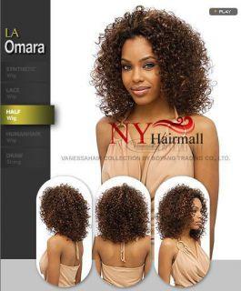 Vanessa Express Weave Half Wig   La Omara (Afro Type wig)