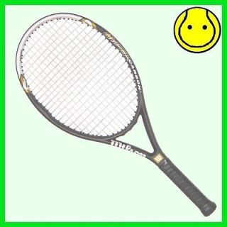 wilson hammer tennis racket in Racquets