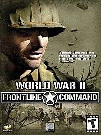 World War II Frontline Command PC, 2003