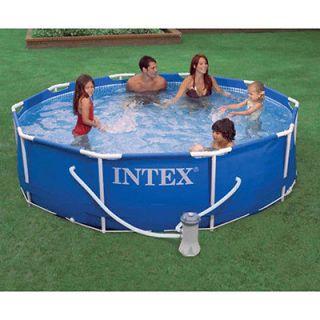 intex metal frame pool in Above Ground Pools