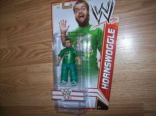 NEW HORNSWOGGLE WWE MATTEL BASIC SERIES ACTION FIGURE HORNSWOGGLE