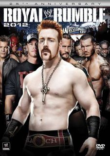 WWE Royal Rumble 2012 DVD, 2012