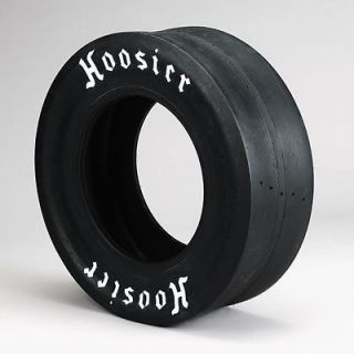 Hoosier Drag Racing Slick 32 x 14.50 15 Solid White Letters 18265