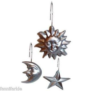star shower hooks in Shower Curtain Hooks