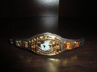 Mattel Intercontinental Championship Belt SKY BLUE wwe