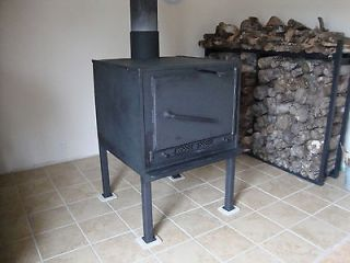 CUSTOM MADE Wood Burning Stove