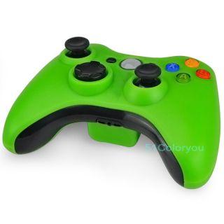 New Wireless Remote Controller for Microsoft Xbox 360 Xbox360 Green