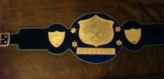 WWWF World Heavyweight Championship Belt Wrestling WWE WWF Gürtel