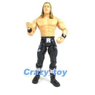 Y19B WWE Superstar Wrestling Zack Ryder figure + belt