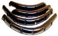 YAMAHA GOLF CART Fender Flares set 4