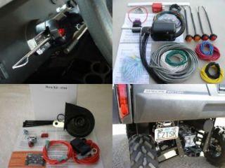 Street Legal Kit Polaris RZR S 4 XP 570 LED Turn Signals Horn License
