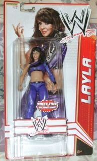 wwe layla action figure in Sports
