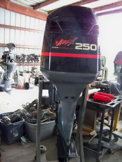 2001 Yamaha V Max 250HP Outboard Motor 20 OR 25 Shaft