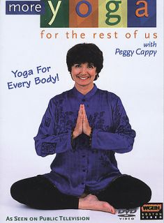 More Yoga for the Rest of Us with Peggy Cappy   Yoga For Every Body