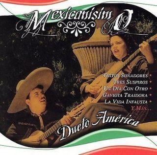 DUETO AMERICA   MEXICANISIMO * [DUETO AMERICA]   NEW CD