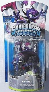 Skylanders Spyros Adventure Action Figure CYNDER 1ST VERSION Cinder