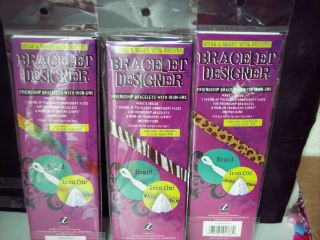 Friendship Bracelet Designer Kit   Choice of Kit