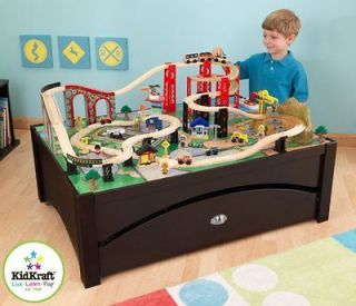 kidkraft train set in TV, Movie & Character Toys