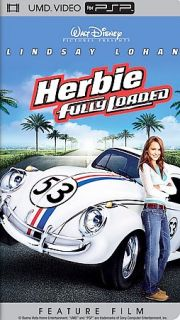 Herbie Fully Loaded UMD, 2005