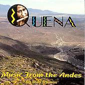 Quena Music from the Andes by Una Ramos CD, Jun 1996, ANS