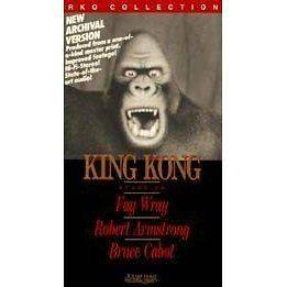 king kong in VHS Tapes