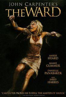 John Carpenters The Ward DVD, 2011