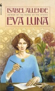 Eva Luna by Isabel Allende 1989, Paperback