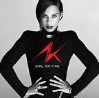 ALICIA KEYS Girl On Fire 2LP SEALED pre order 12/11/12 release