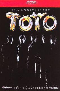 Toto   25th Anniversary Live in Amsterdam HD DVD, 2007