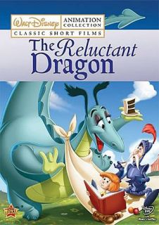 Disney Animation Collection Vol. 6 The Reluctant Dragon DVD, 2009