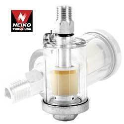 NPT Water & Oil Separator for Air Compressor Tools