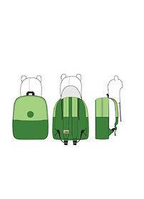 adventure time finn backpack in Clothing, Shoes & Accessories