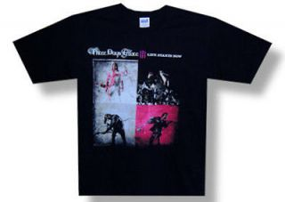 New Three Days Grace Splashba​ck Group Life Starts Now Tour Small T