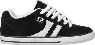 ADIO SHAUN WHITE BLACK / WHITE MENS SKATE SHOES NEW SIZE 9