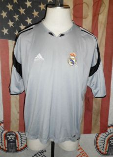 Adidas ClimaCool Real Madrid Football/Soccer Club Jersey EXTRA LARGE